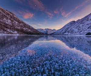 beautiful, lake, and mountains image