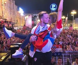 hrvatska, ivan rakitic, and ljubav image