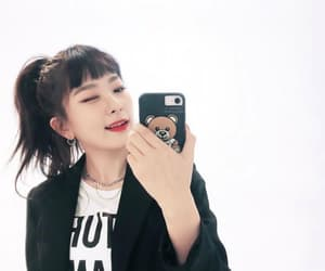 kpop, lockscreens, and red velvet image