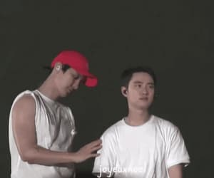 exo, gif, and otp image