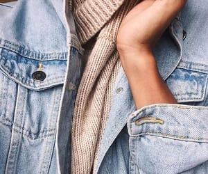 fashion, denim, and style image