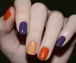 accessories, colors, and nails image