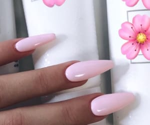 beauty, light, and nails image