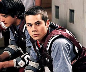actor, tv series, and teen wolf image