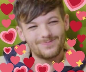 hearts and louis tomlinson image