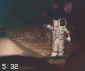 astronauts, discover, and grunge image
