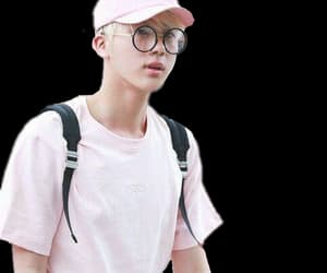 jin, kpop, and pink image