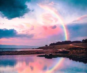arcoiris, belleza, and naturaleza image