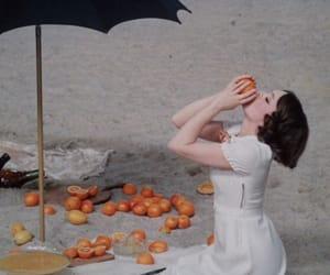 orange, 1970s, and retro image