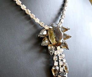 dangles, evening, and necklace image