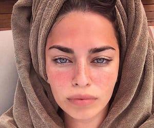 bronze, brunette, and eyes image