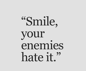 enemies, hate, and quotes image