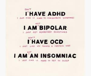 bipolar, ocd, and adhd image