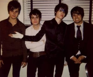 panic! at the disco, brendon urie, and jon walker image