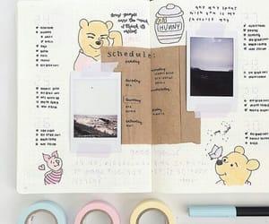 bujo and winnie pooh image