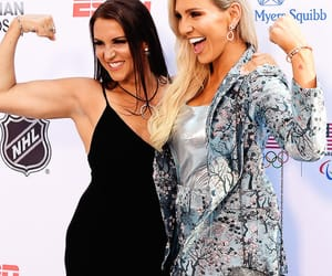 wwe, stephanie mcmahon, and charlotte flair image