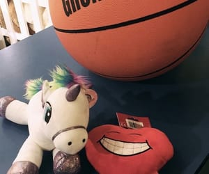 accessories, Basketball, and heart image