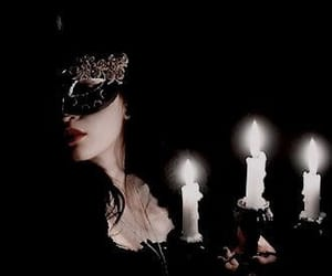 enchanted, her, and masquerade image