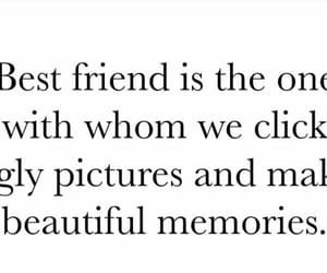 best friends, memories, and friends quotes image
