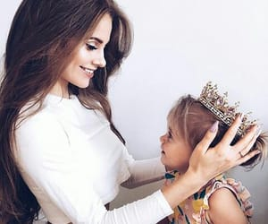 family, hair, and inspiration image