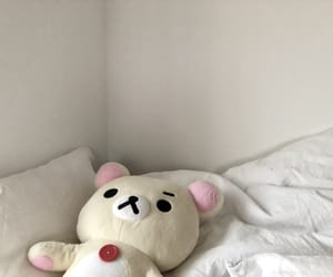 aesthetic, soft, and bear image