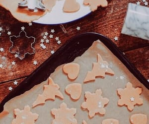 baking, Cookies, and delicious image
