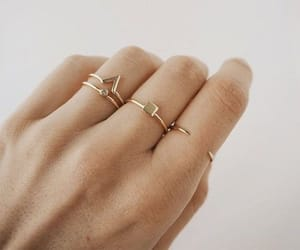 accessories, ring, and اكسسوارات image