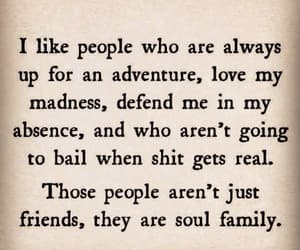 adventure, family, and quotes image