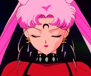 sailor moon, anime, and pink image