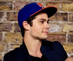 Dylan with a blue cap is a good idea 👍😏