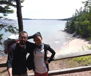 adventure, fun, and couple image