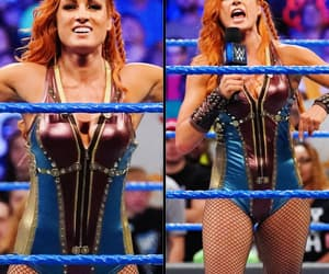 wwe and becky lynch image