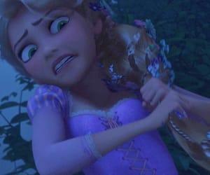 close up, disney princess, and tangled image