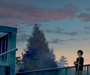 anime, boy, and kimi no na wa image