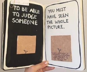 quotes, art, and judge image