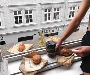 aesthetic, breakfast, and brunch image