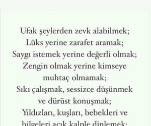 ask, sadakat, and sözler image