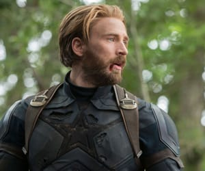 rogers, Stevie, and captainamerica image