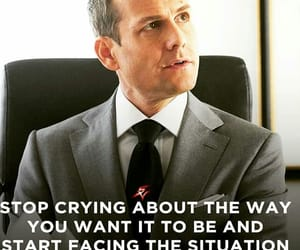 quote, quotes, and suits image