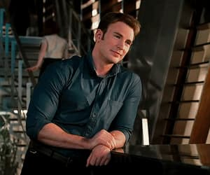 gif, captainamerica, and Marvel image