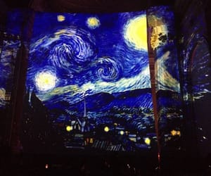 art, van gogh, and experience image