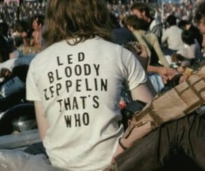 concerts, led zeppelin, and music image