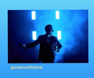 depeche mode, music festival, and electronic music image