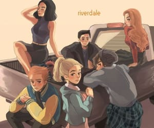 series, riverdale, and jughead image