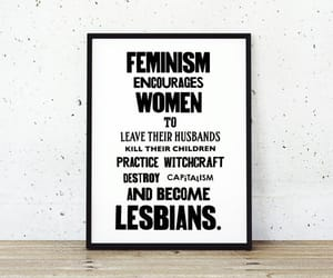 capitalism, feminist, and gender equality image
