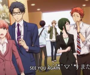 anime, koyanagi, and kabakura image