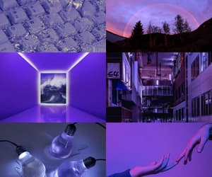 aesthetic, fall out boy, and purple image