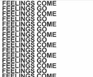 feelings, aesthetic, and quotes image