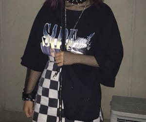 aesthetic, cyber, and fashion image