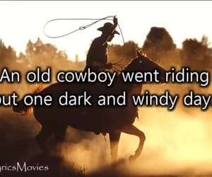 country, cowboy, and Cowgirl image